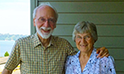 Helen '76 and Bob Batie decide to see the impact of their giving during their lifetimes