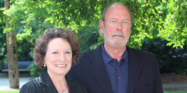 Linda and David Strout:  A Gift by Will in Gratitude for Their Legal Education